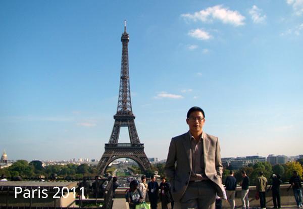 Mạnh 2011 - Paris